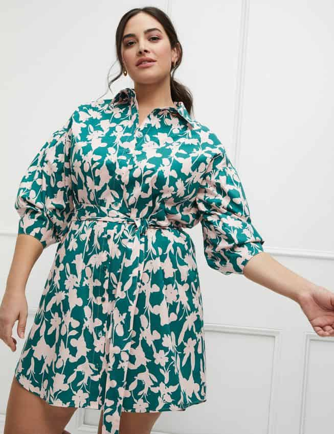 Eloquii Elements Spring Collection 2021 Outfits That Are Cute