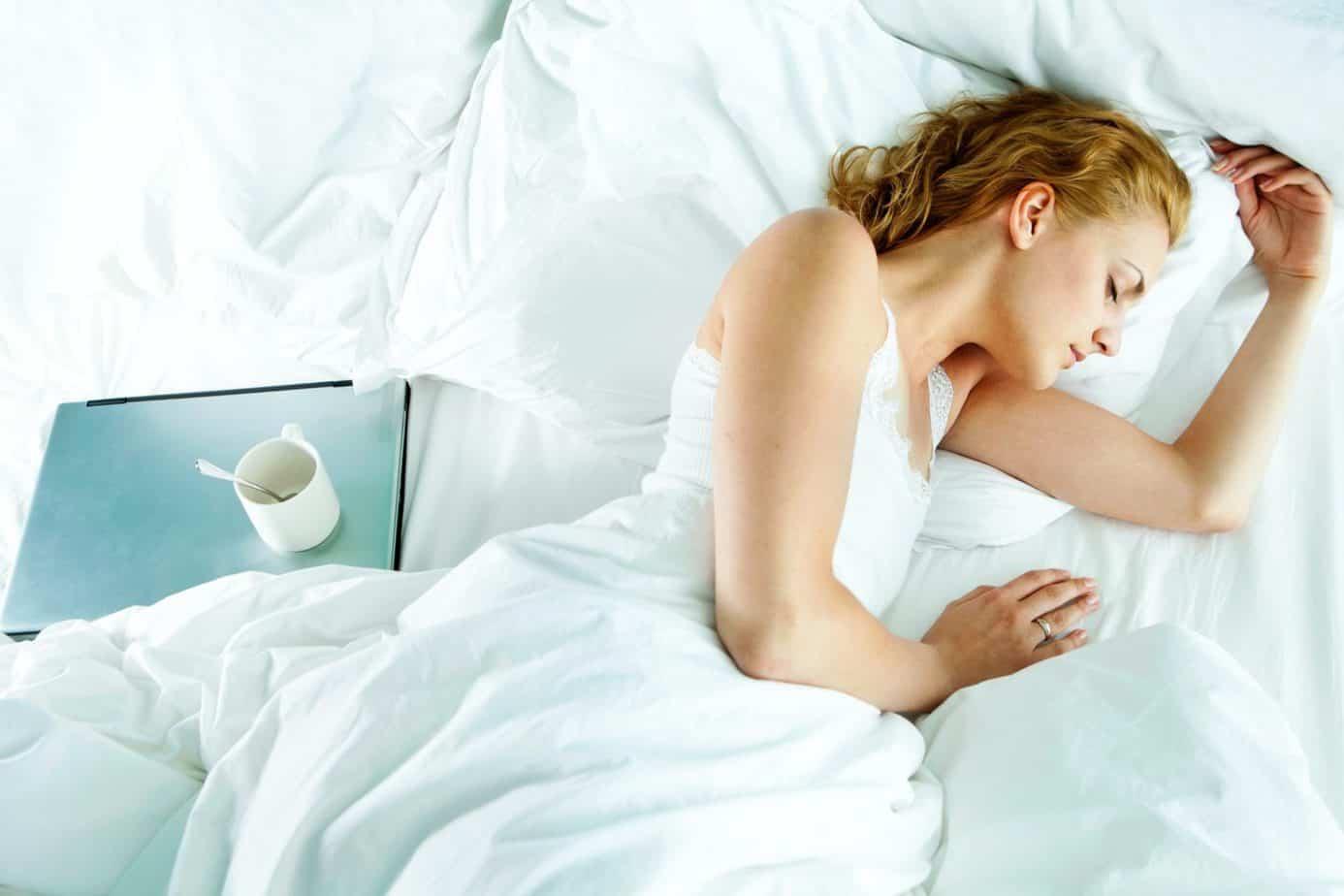 Enough sleep:Girl boss habits