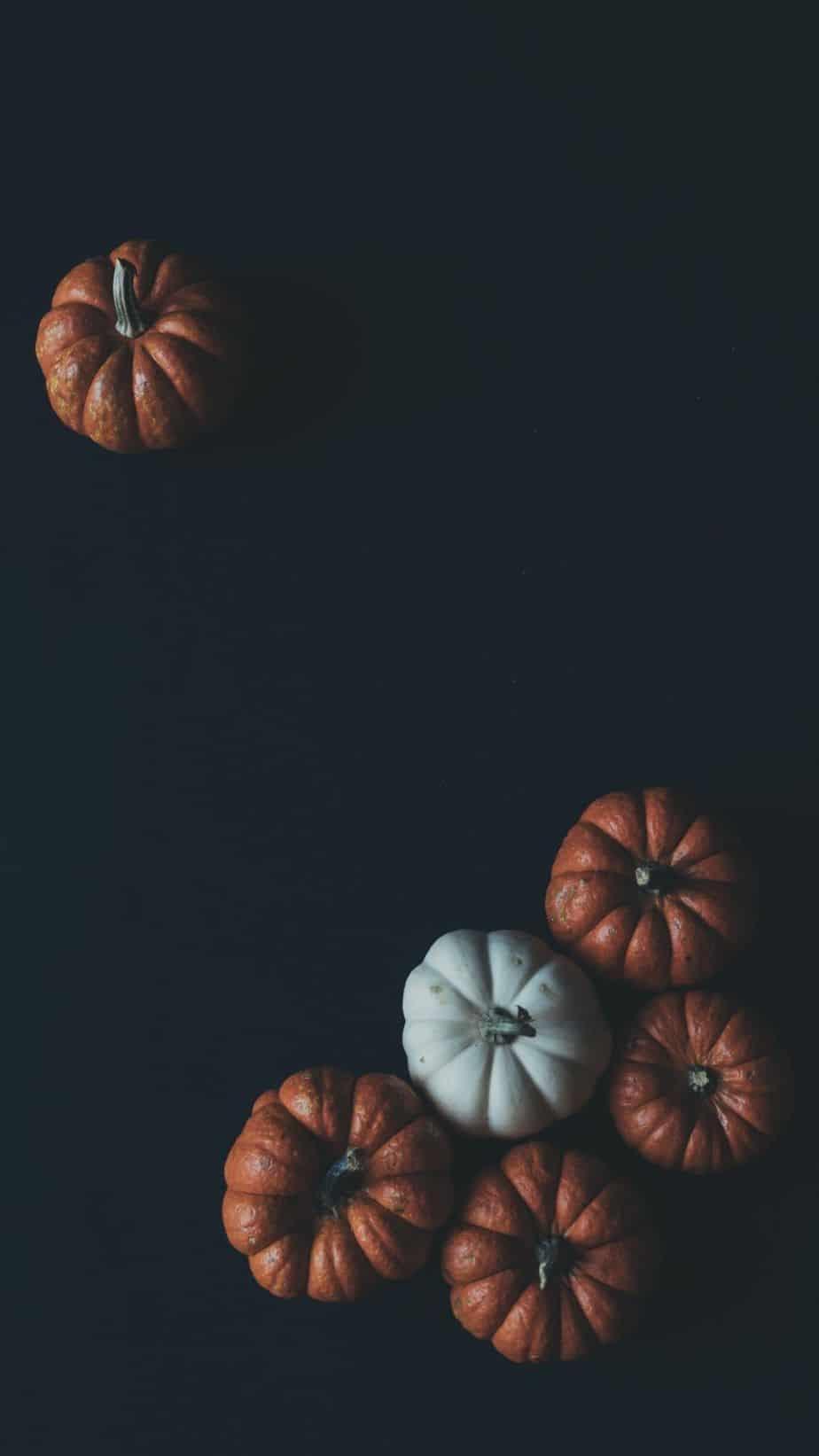 Dark Fall Wallpaper