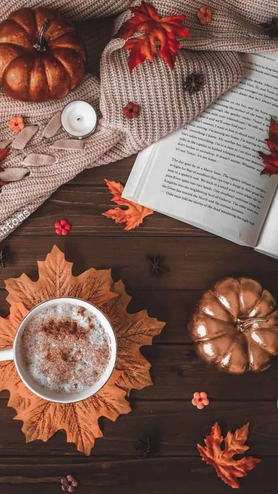Relaxing Fall Wallpaper