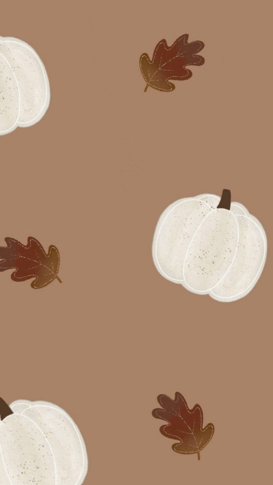 White Pumpkin Wallpaper