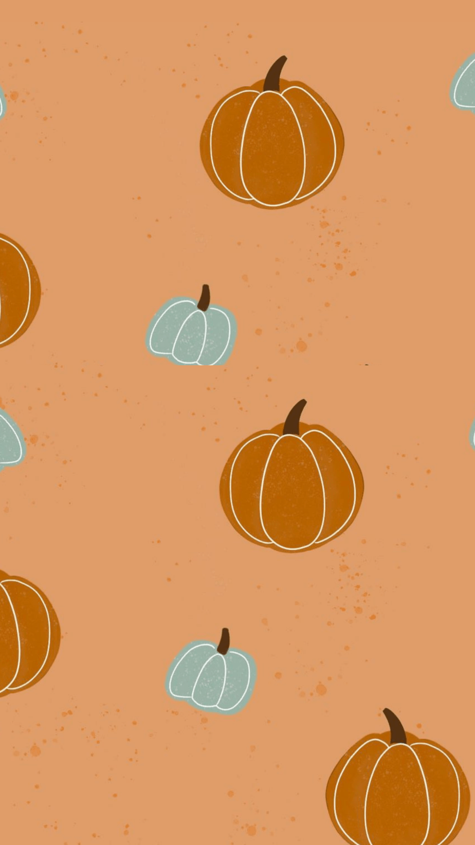 Ash Pumpkin Wallpaper. You can always make your iPhone look aesthetic with cute wallpapers, these 40 beautiful and aesthetic autumn fall wallpapers for your iPhone will make you feel that autumnal fall vibes.