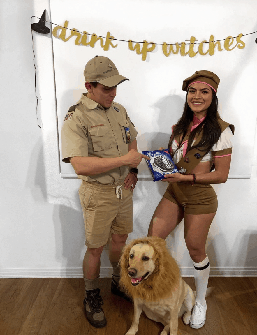 50+ Couples Halloween Costumes Ideas That Are Insanely Cute