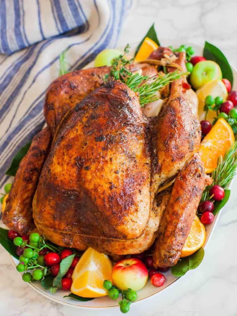 Garlic Butter Thanksgiving Turkey. 22 Best Thanksgiving Dinner Recipes that will be easy for you to make and are also traditional. These thanksgiving dinner recipes consists of the sides, main dishes and desserts and most of them are easy to prepare.