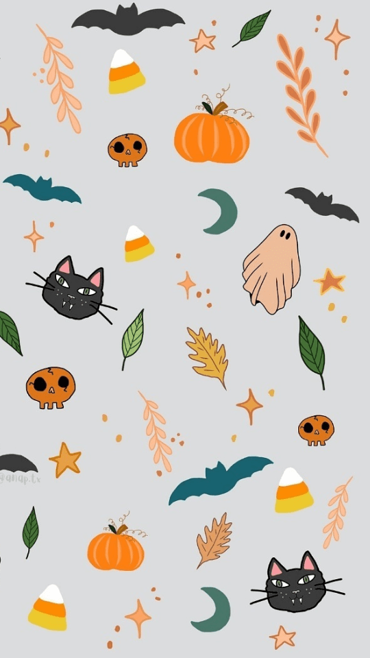 30 Halloween Wallpapers For iPhone That Are Cute And Absolutely Free