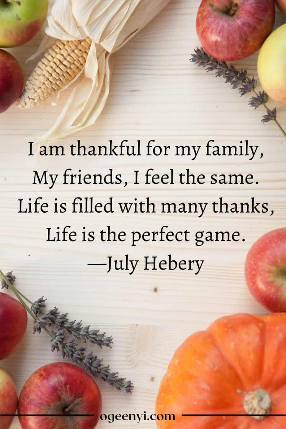 The Best Thanksgiving Prayers For Family And Friends To Say